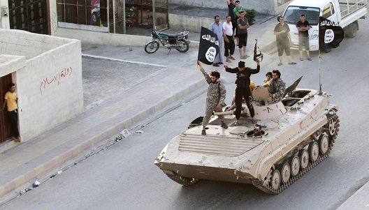 The Future of the Islamic State: Less Territory, More Brutality