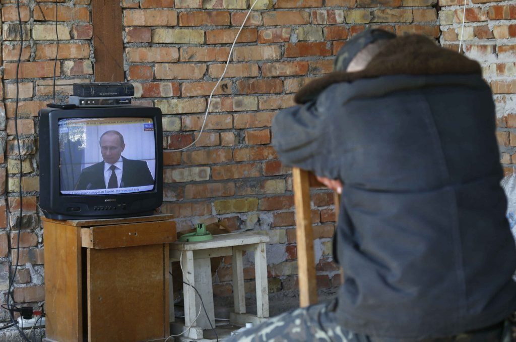Crimea's Virtual Blackout Means Anything Goes