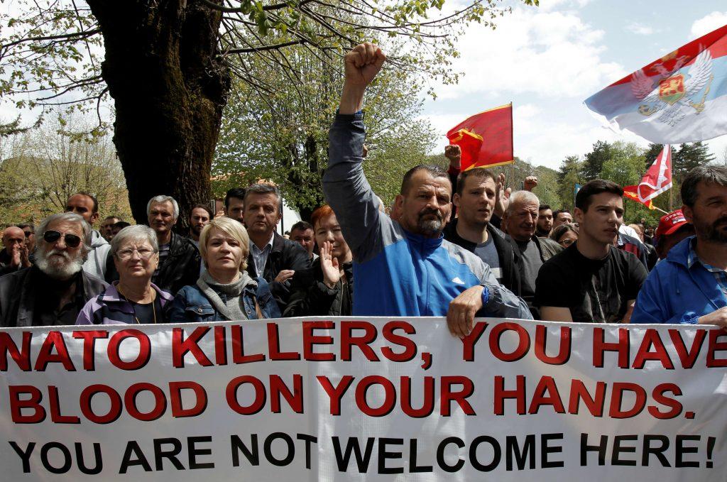 NATO's Double Standards: Why Montenegro but Not Ukraine?