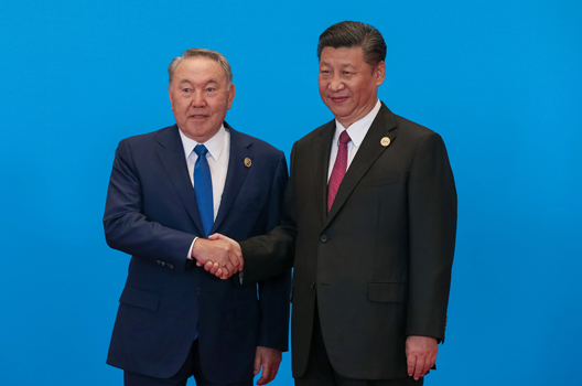 Kazakhstan's Niche in China's Belt and Road Initiative