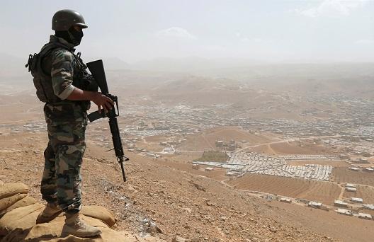 The Rise of Katibat Dir' al-Watan: A Journey to the Lebanon-Syria Border Areas