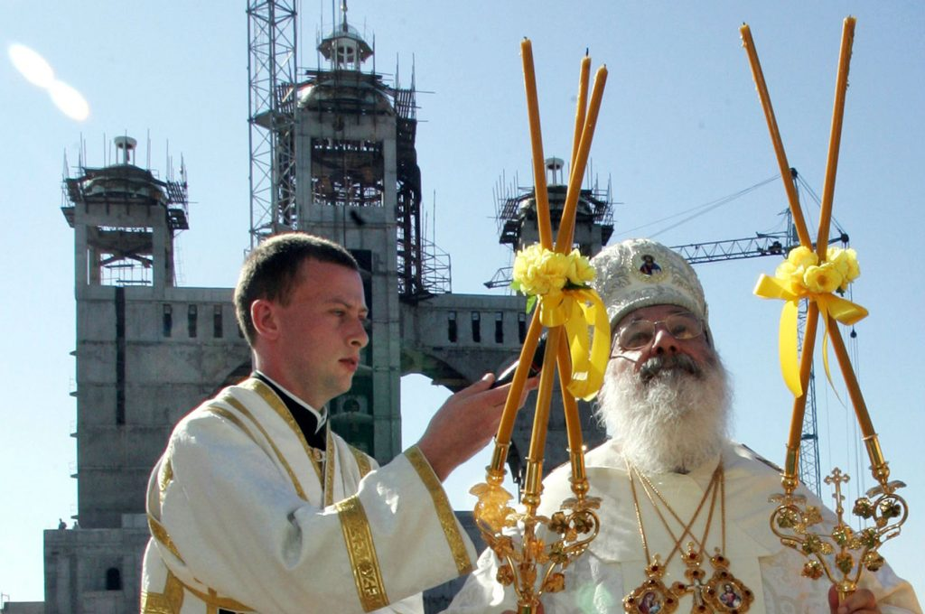 Q&A: What Does Archbishop Huzar's Example Mean for Ukraine?