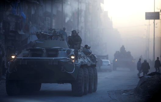 How Russia Can Secure the De-Escalation Zones in Syria