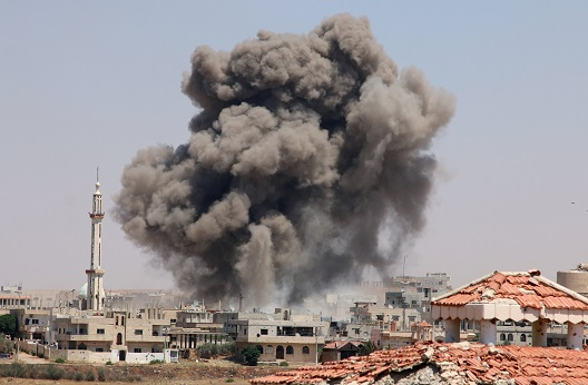 Assad's Syrian State Strategy and the Disappointments of De-escalation and Decentralization