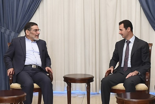 Syria: Policy Made in Tampa?