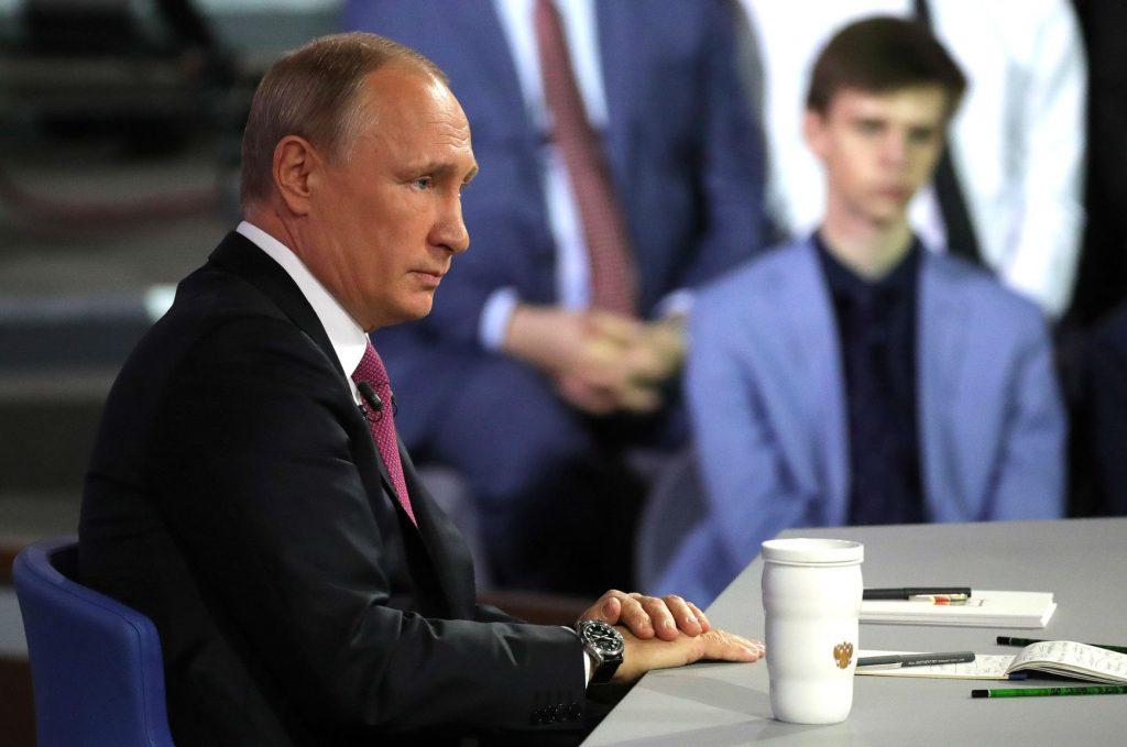 How History Will Remember Vladimir Putin Atlantic Council