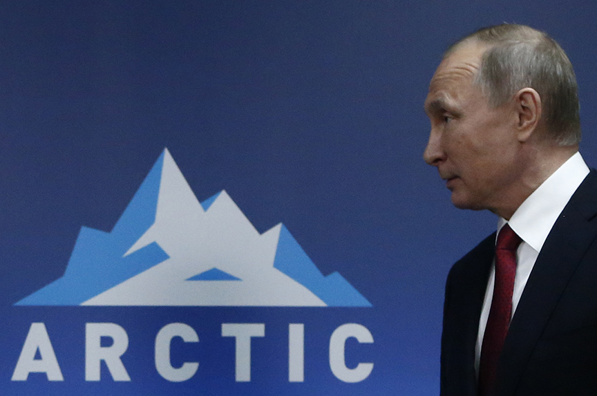 Russia's Arctic Ambitions: Hype vs. Reality