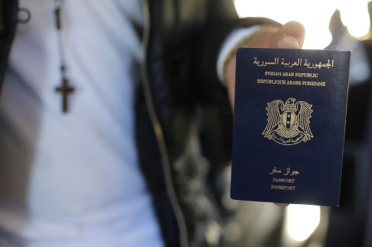 The Passport Racket of the Syrian Government