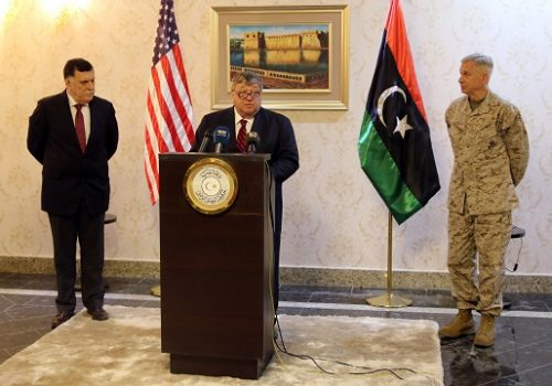 Libya: From intervention to proxy war
