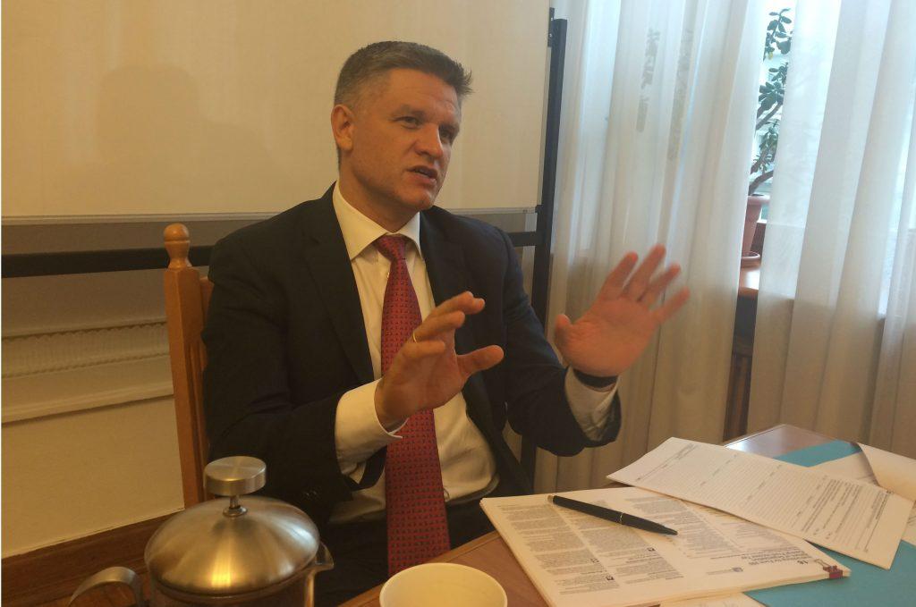 Ukraine Walks Back Disclosure Law on NGOs