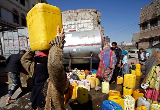The US Can Decide to Worsen Yemen's Water Crisis or Alleviate it