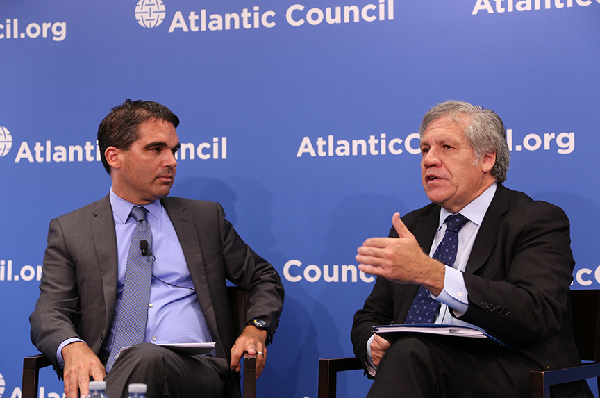 OAS Chief Calls for More Sanctions on Venezuela