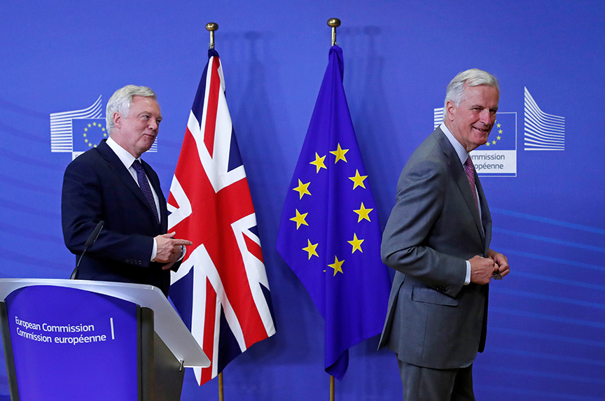 First Signs of Second Thoughts on Brexit