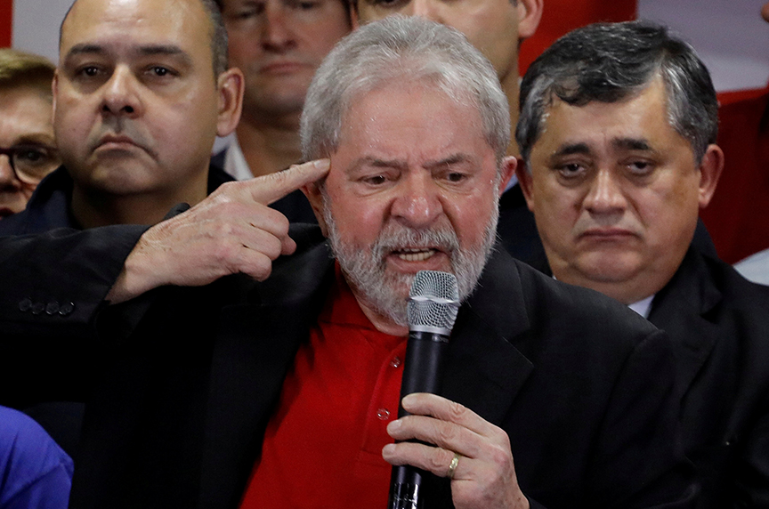 In Brazil's Fight Against Corruption, Legislative and Judicial Reforms Must Follow