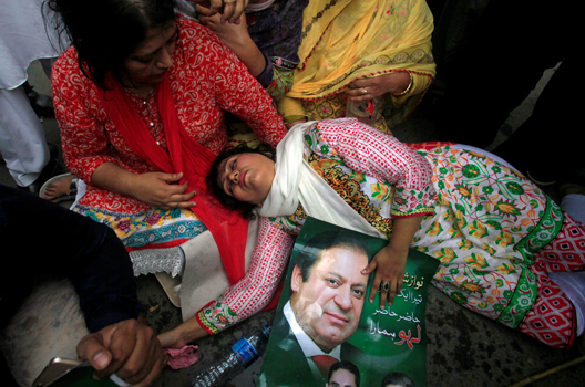 The Disqualification of Nawaz Sharif: Will Pakistan's Courts Drain the Swamp?