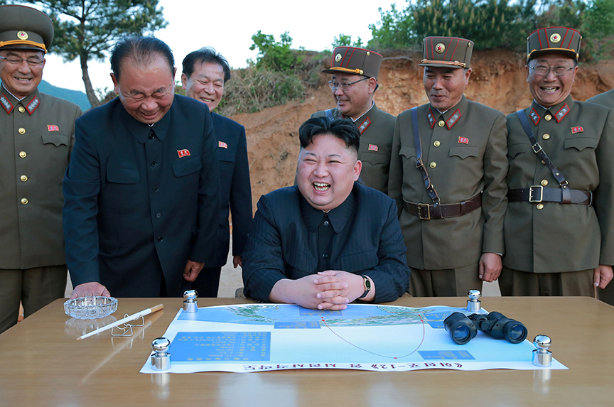 The 'Existential Threat' Posed by North Korea