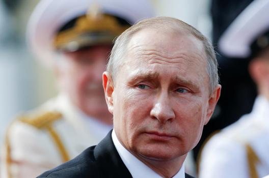 Putin Lashes Out