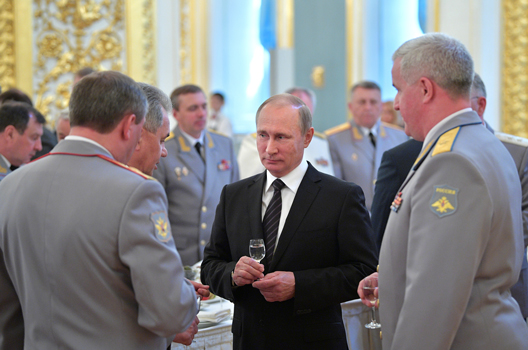 Zapad: A Window into Russia's Military Mind?
