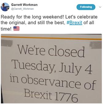 tweet of the week 3 July 7 2017