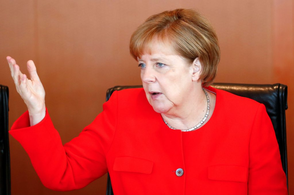 Germany's Key Role in Fighting Kremlin Subversion in Europe