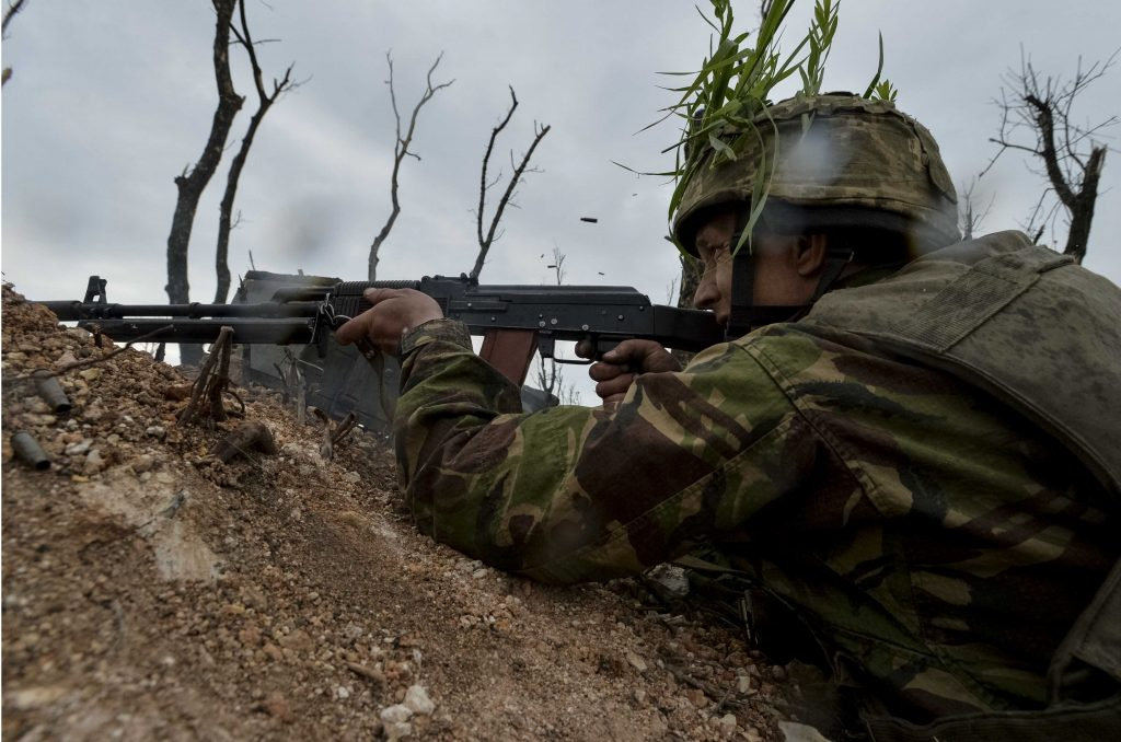 Why the Case Against Arming Ukraine Doesn't Hold Water