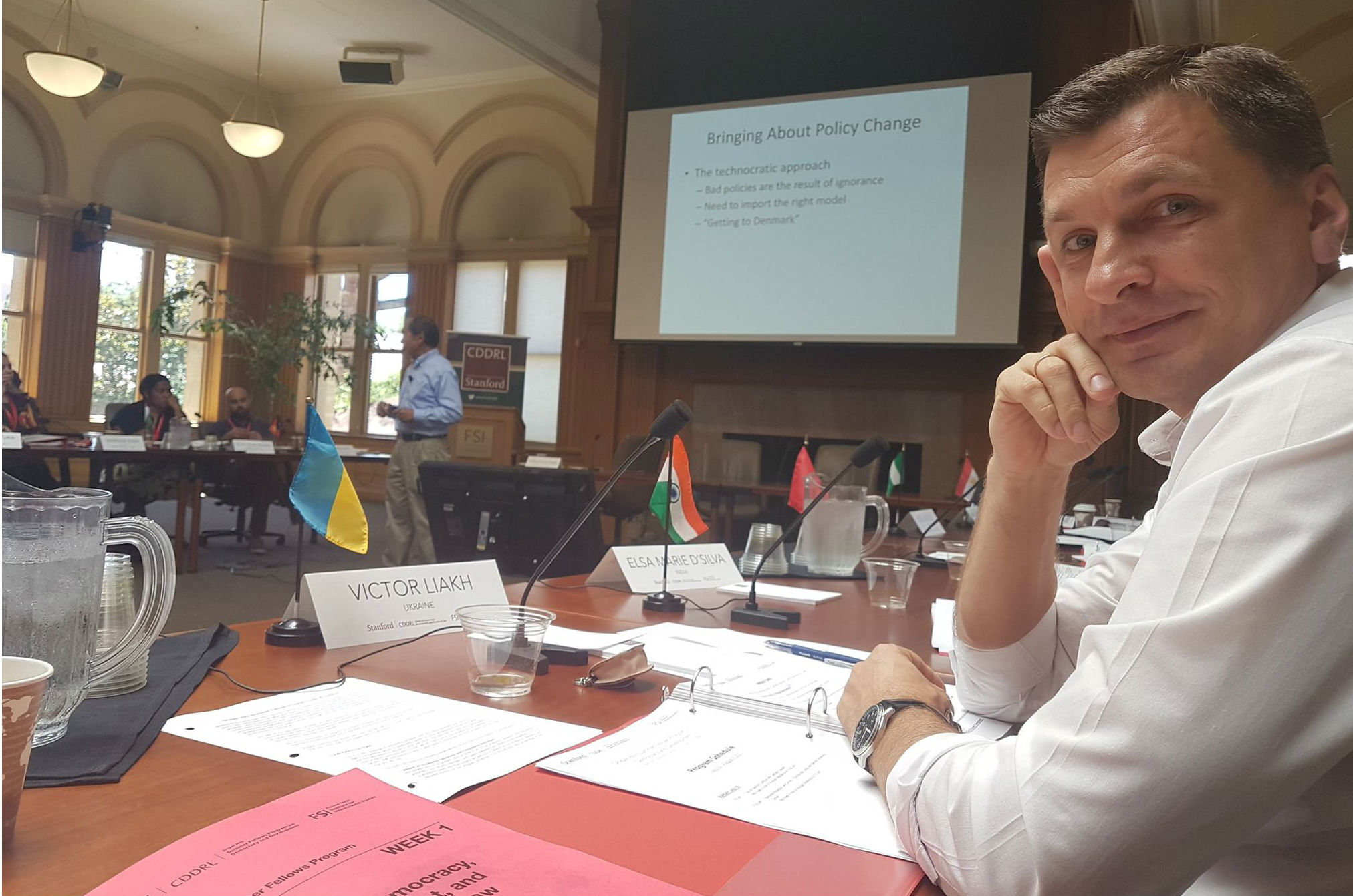 Stanford Program Turns Theory into Practice in Ukraine and Beyond