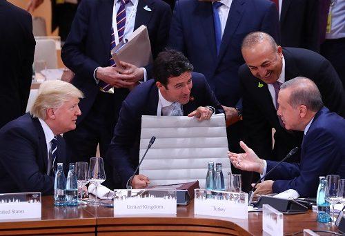 Pseudo diplomacy in Syria