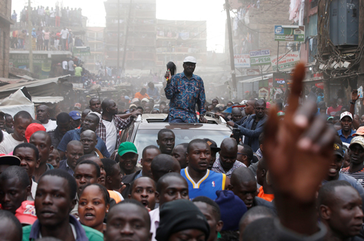 The Kenyan Elections: Too Soon to Relax