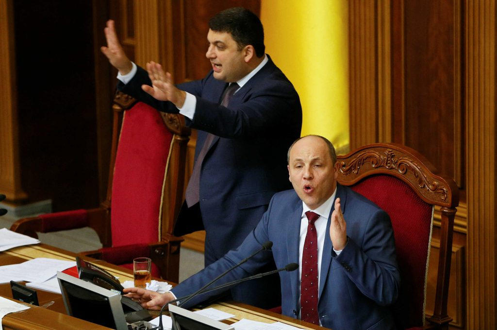 Parliament Is the Problem in Ukraine