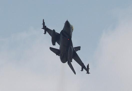 Turkey's fighter pilot problems