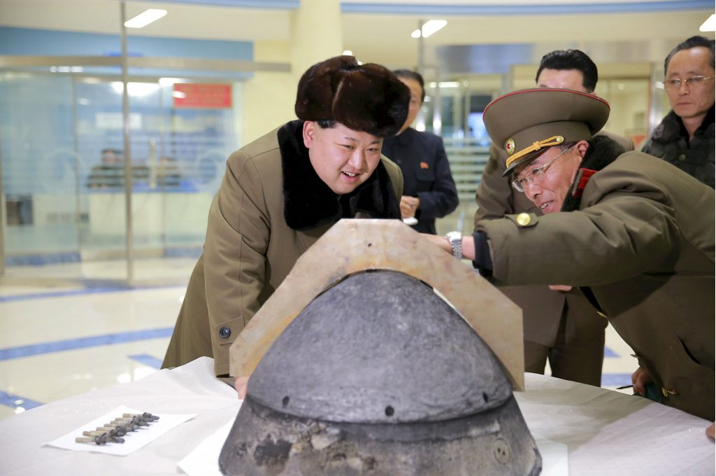North Korean Missile Engines: Not from Ukraine