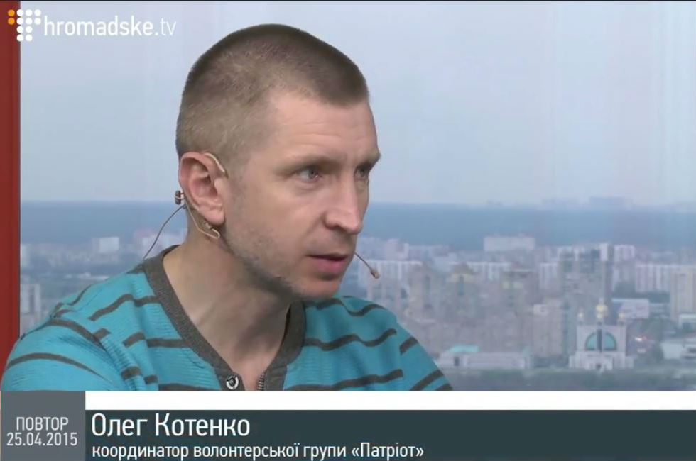 Patriot: Working Hard to Bring Home Ukrainian POWs