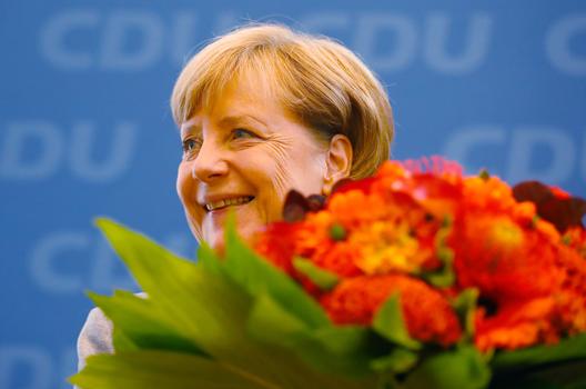 Merkel's Re-Election Seen as Good News for Transatlantic Ties