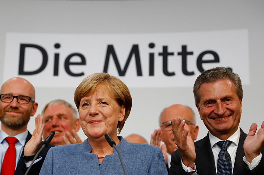 German Election Shows Europe's Nationalist Wave Has Not Crested