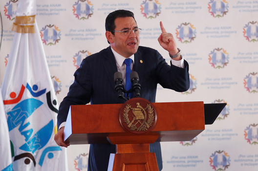Guatemala Averts Political Crisis, But Damage is Done for Jimmy Morales