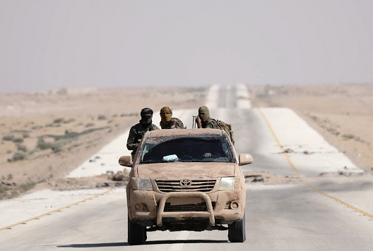 The Battle for Deir Ezzor Continues