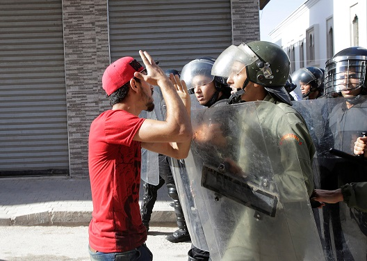 The limits of democratization in Morocco