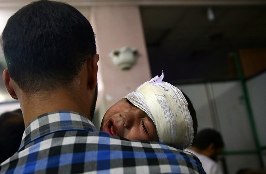 Health Crisis Looms Over Eastern Ghouta