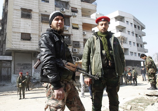 "Escalation Threatens South Damascus ""De-Escalation"" Deal"