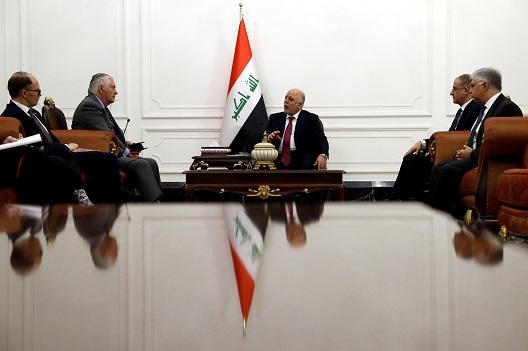 Abadi's balancing act between the US and Iran