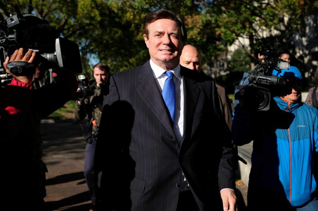 What Manafort's Indictment Means for the US and Ukraine