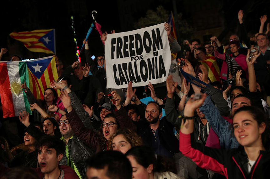 The Catalonian Jigsaw: Where to Now?