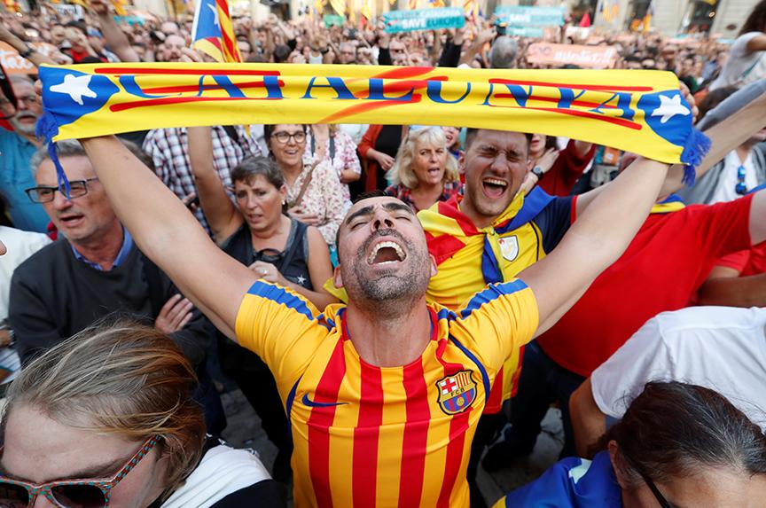 Spain's Crisis Sharpens