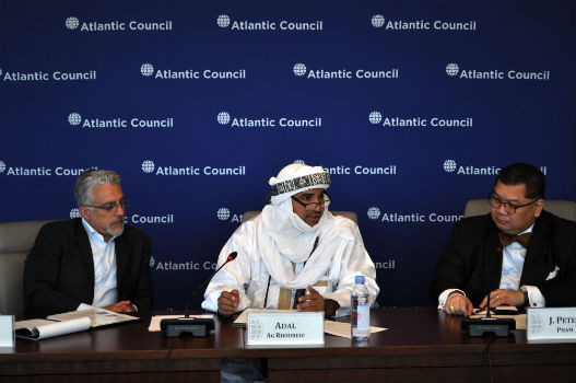 Roundtable with Nigerien Tuareg leader