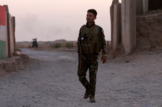 Iraqi Operation Will Deepen Rift Among Kurds