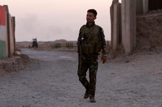Iraqi Operation Will Deepen Rift Among Kurds