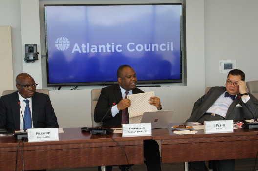 Briefing on the Electoral Commission's plans in the Democratic Republic of the Congo