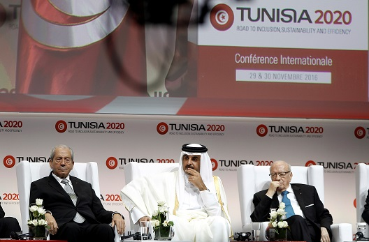The Gulf crisis threatens Tunisia's stability