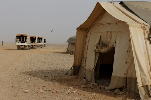 Inside Rukban: One of Syria's Most Dire IDP Camps