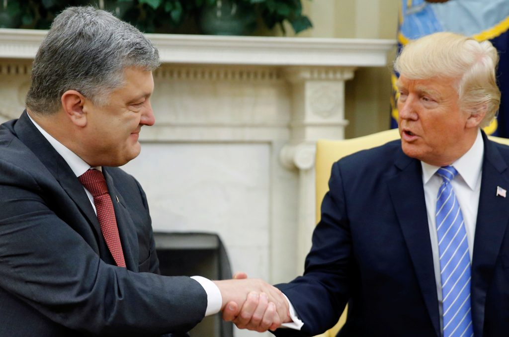 Will President Trump Finally Arm Ukraine?